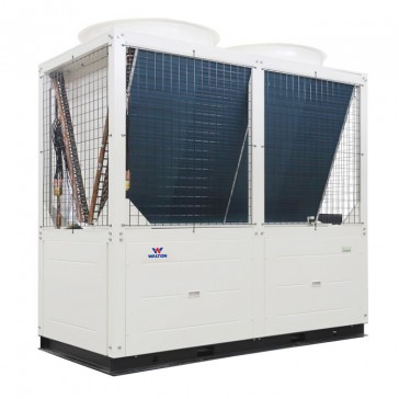 MODULAR AIR-COOLED SCROLL CHILLER (HEAT PUMP)