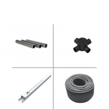 UPVC ELECTRIC PIPE AND FITTINGS