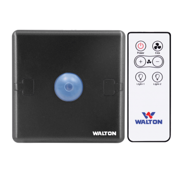 W1RCS02C METALLIC BLACK (REMOTE CONTROL SWITCH)