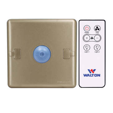 WRCS-02 METALLIC GOLD (REMOTE CONTROL SWITCH)