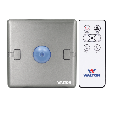 WRCS-02 METALLIC SILVER (REMOTE CONTROL SWITCH)