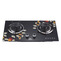 DOUBLE BURNER GAS HOB