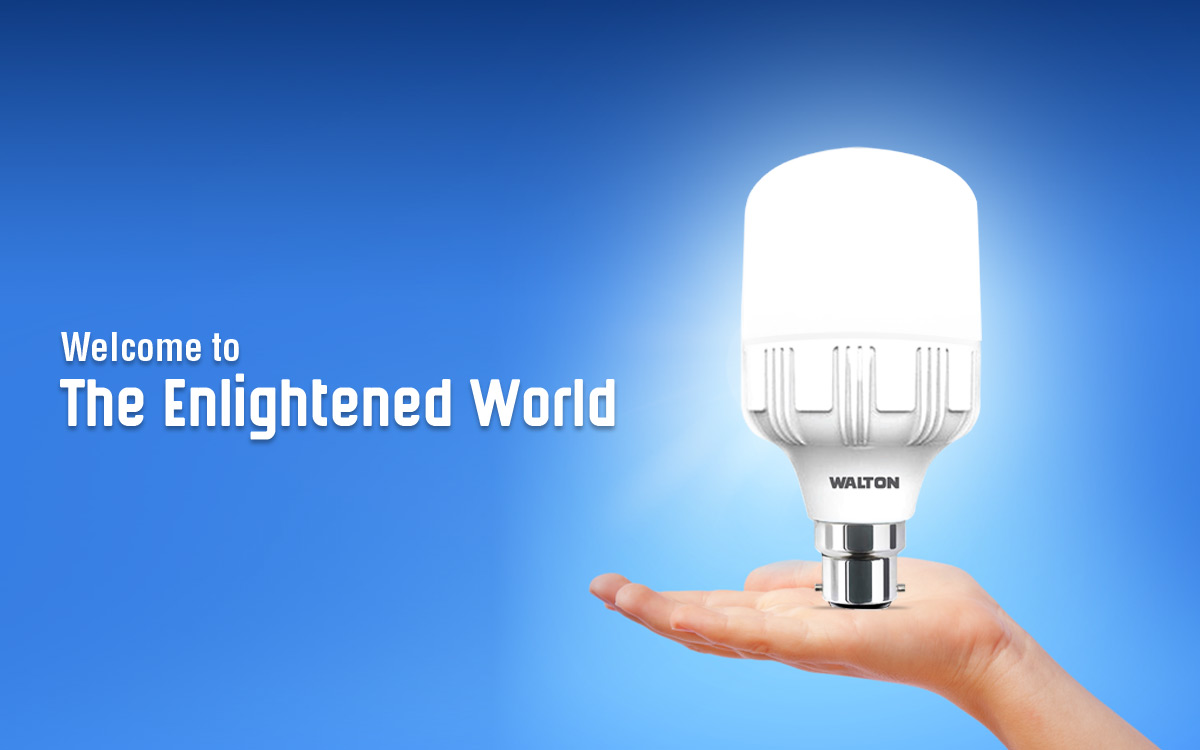 Different types of LED light in Bangladesh